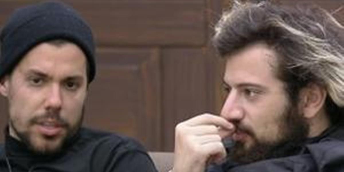 Lipe Ribeiro em conversa com Cartolouco (Foto: Reprodução)