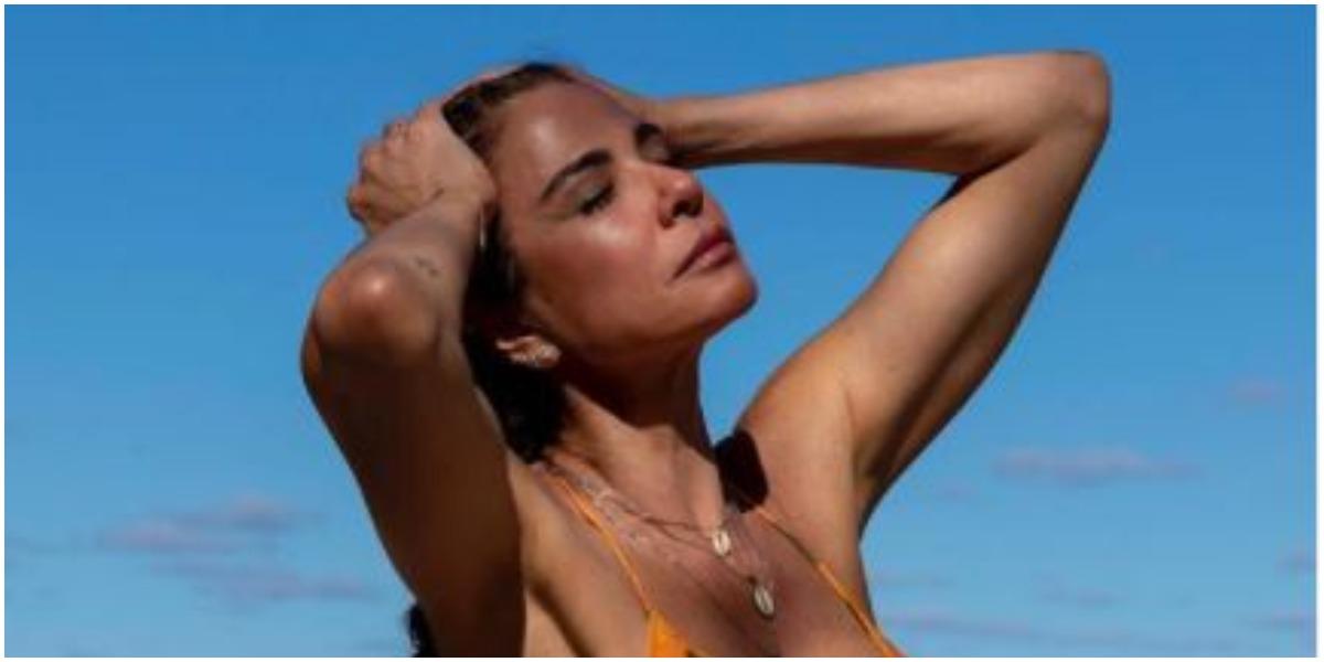Luciana Gimenez (Foto: Reprodução)