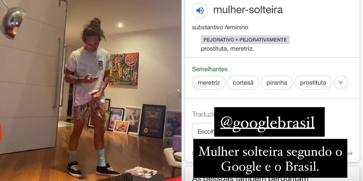 Luísa Sonza elogia namorado e critica significado de mulher solteira em plataforma (Foto: Reprodução/Instagram)