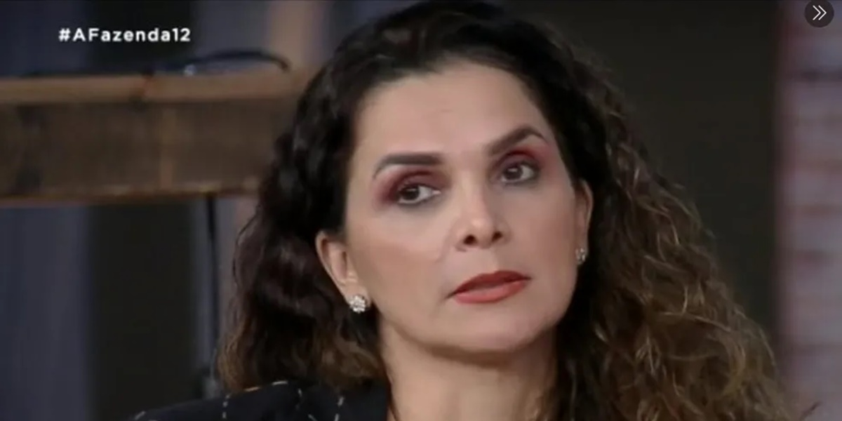 Luiza Ambiel prometeu processar participante (Foto: Reprodução)