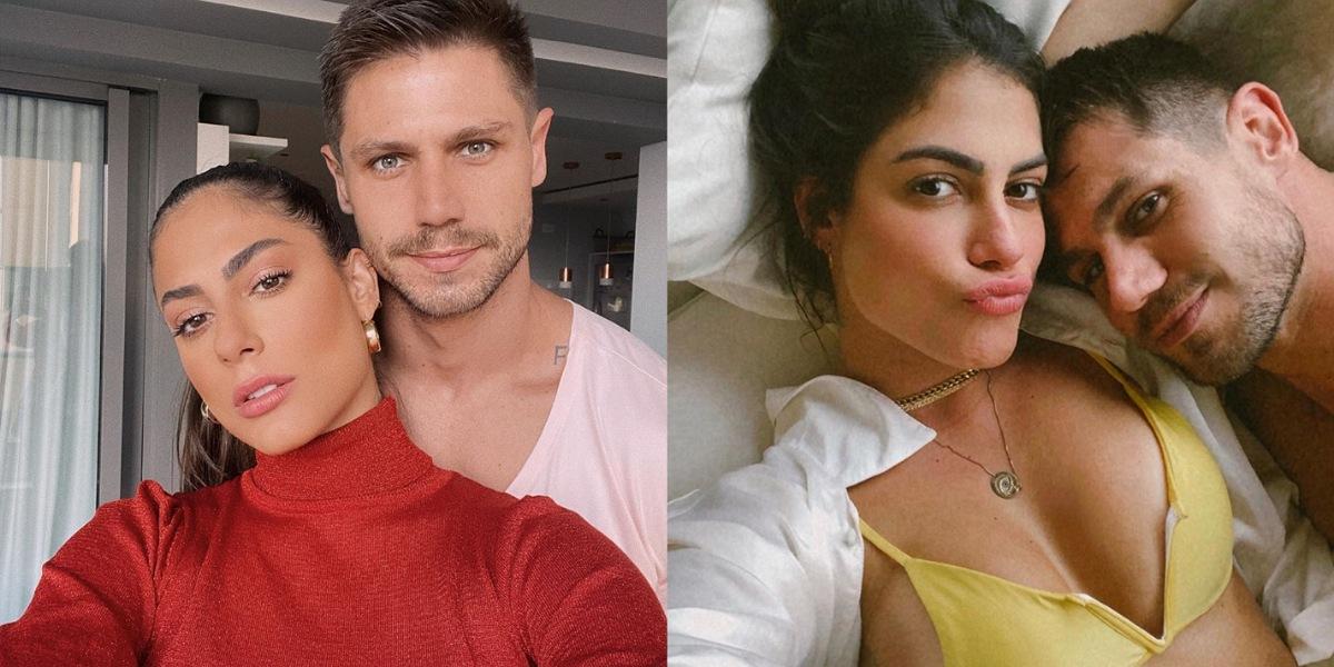 Ex-BBB's Mari Gonzales e Jonas Sulzbach estão juntos a cinco anos (Foto: Reprodução/Instagram)
