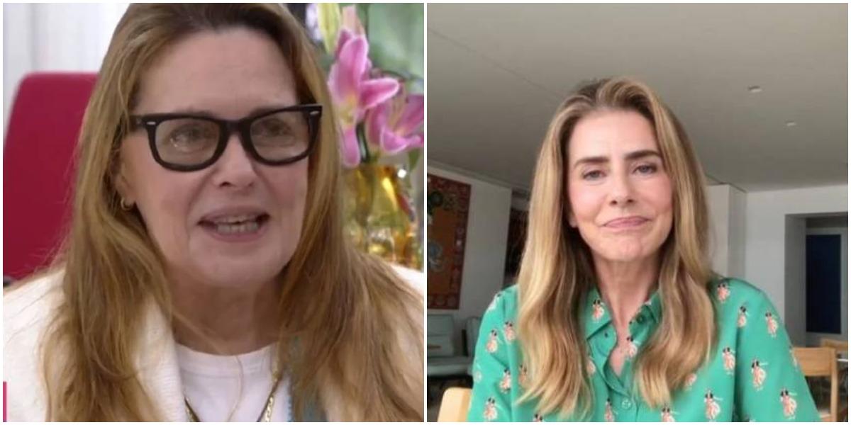 Maria Zilda Bethlem alfinetou Maitê Proença em live com Carolina Ferraz (Reprodução)
