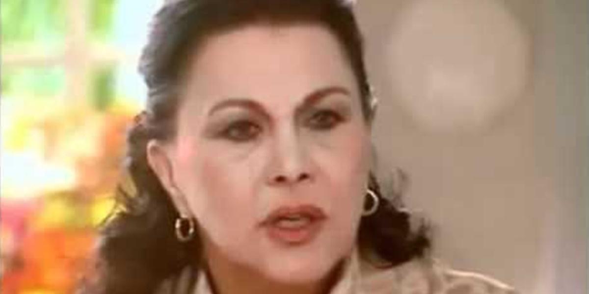 Marly Bueno interpretou a personagem Marta na novela Mulheres Apaixonadas (Foto: Reprodução)