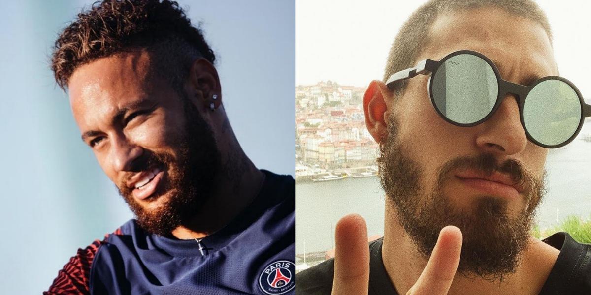 Neymar troca declarações com padrasto de Davi Lucca (Foto: Reprodução/Instagram)