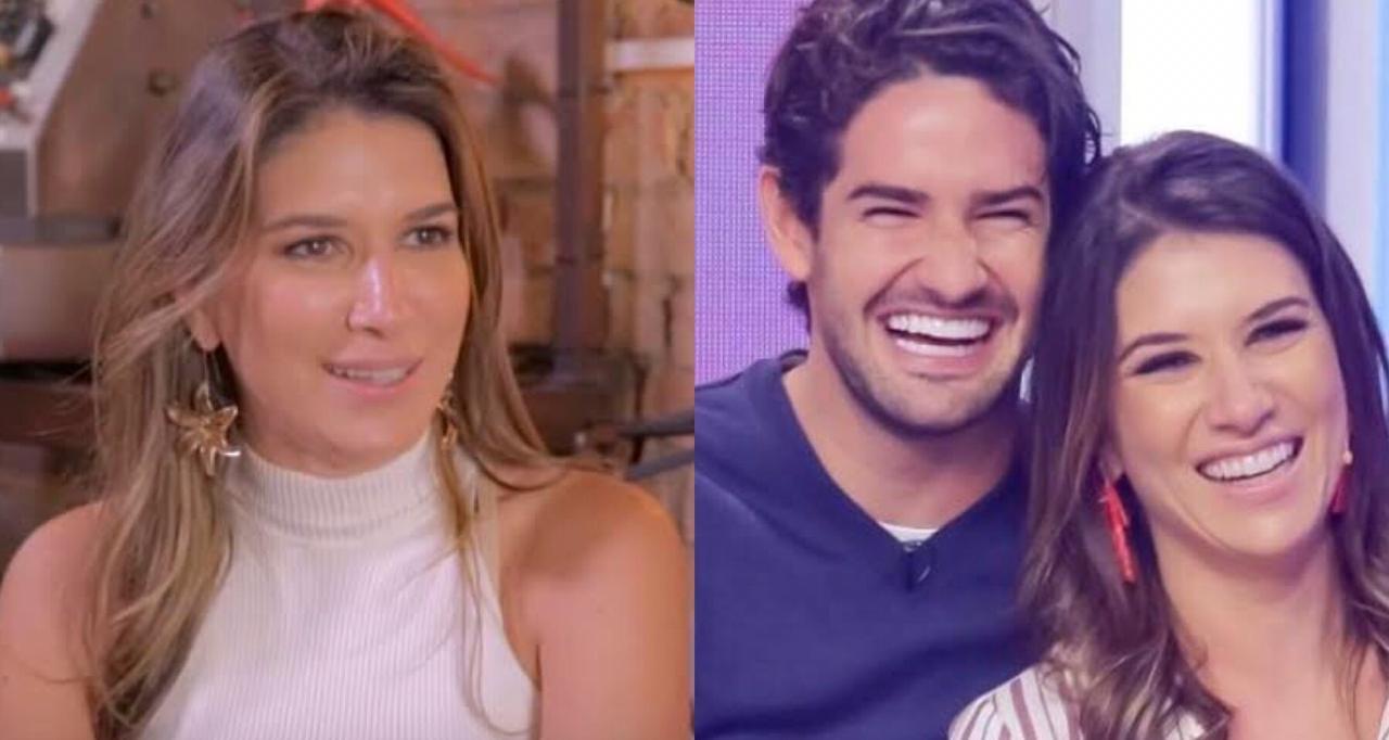 Rebeca Abravanel, Alexandre Pato sensitiva