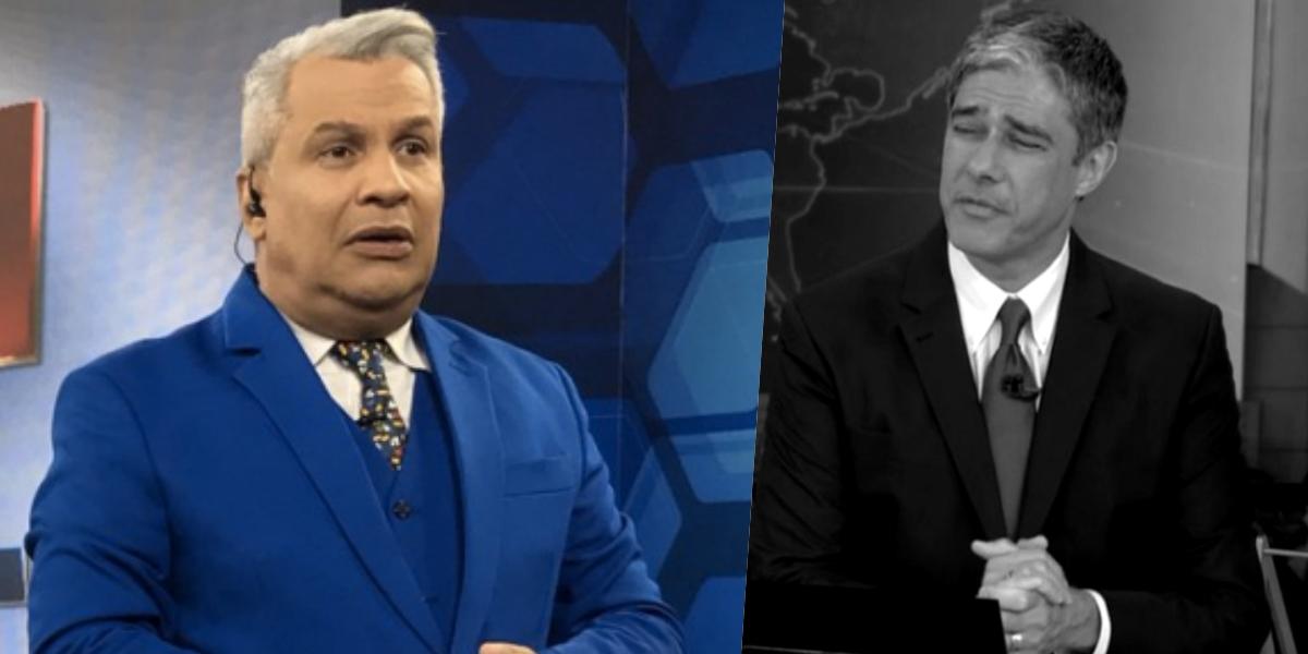 Sikêra Jr. apareceu no 'Jornal Nacional' da Globo (Foto: reprodução)