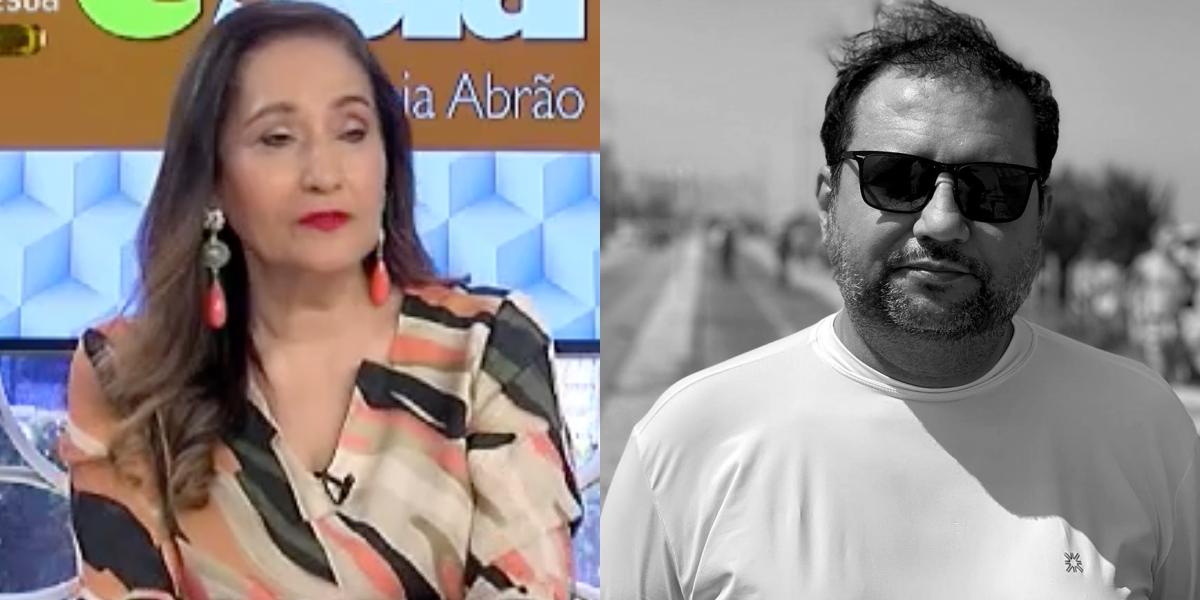 Sonia Abrão e Geraldo Luís (Foto: Montagem)