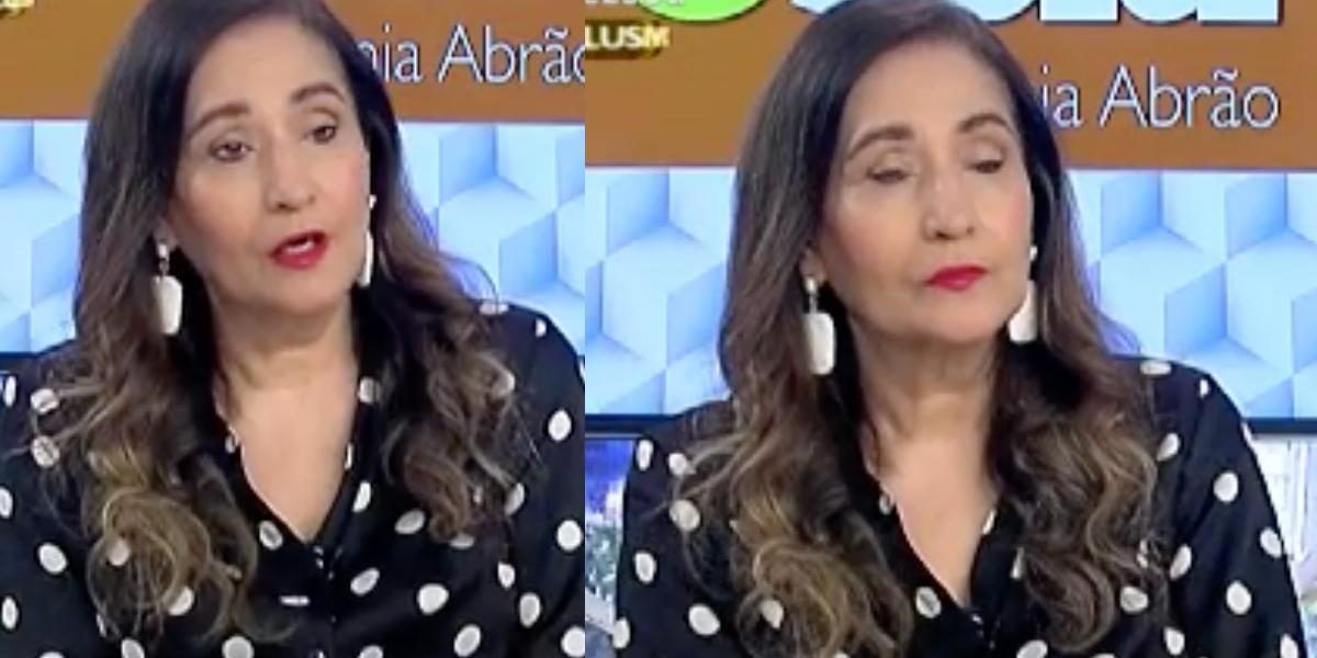 Situação foi exposta no programa de Sonia Abrão (Foto: Montagem)