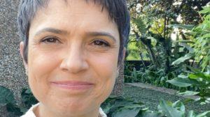 Sandra Annenberg publicou vídeo em comemoração aos 70 anos da TV brasileira (Foto: Reprodução)