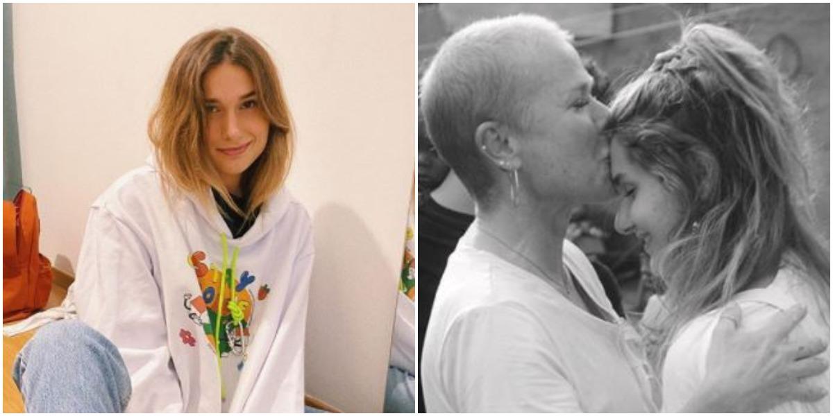 Sasha Meneghel ganha dedicatória de Xuxa (Foto: Reprodução)
