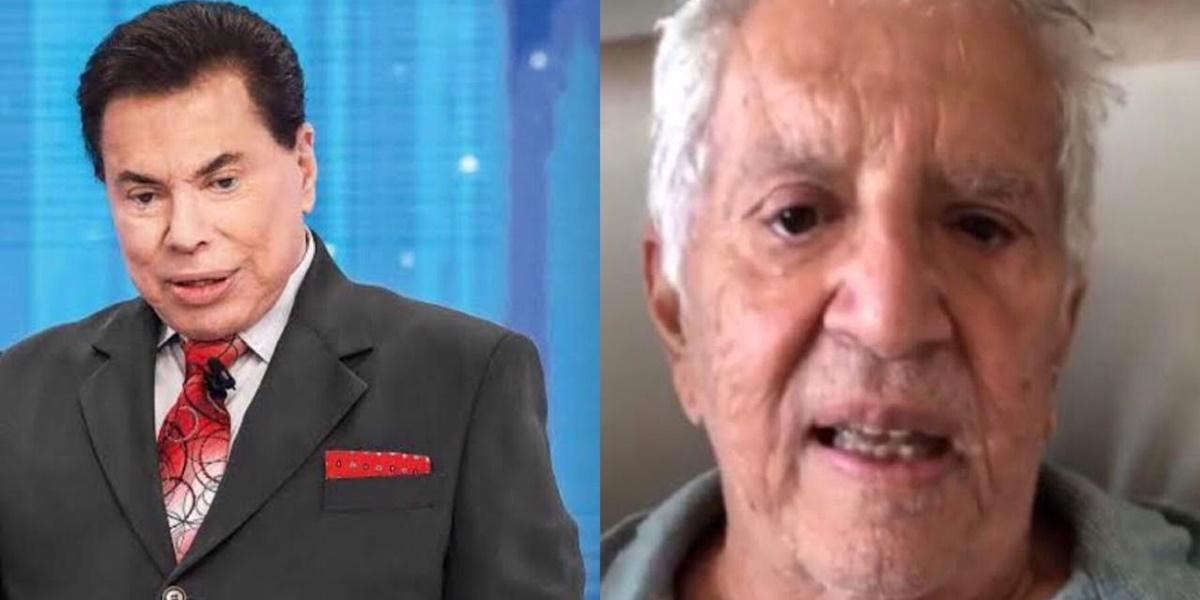 Silvio Santos, Carlos Alberto de Nóbrega