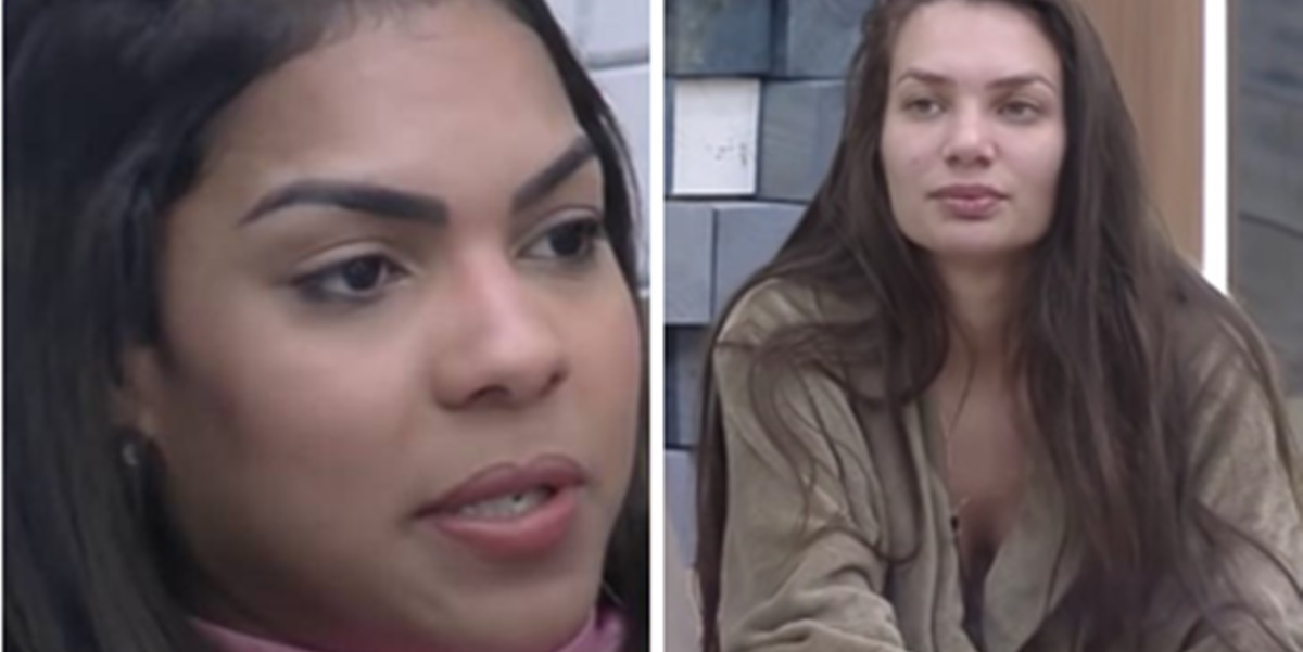 Tays Reys foi detonada por Stéfani Bays em A Fazenda 12 (Foto: Montagem/TV Foco)