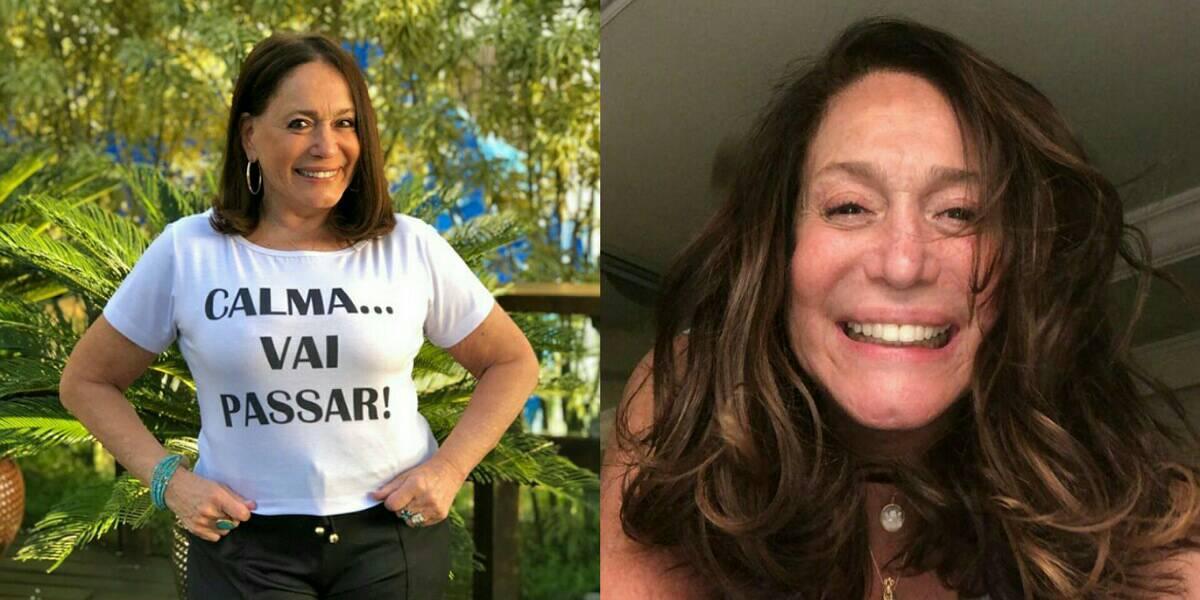 Famosa atriz Susana Vieira surpreendeu durante o programa Altas Horas ao falar sobre diagnóstico de doença rara - Foto: Montagem