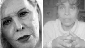 Filha de Vanusa chorou em vídeo ao refletir sobre morte (Foto: Montagem/TV Foco)