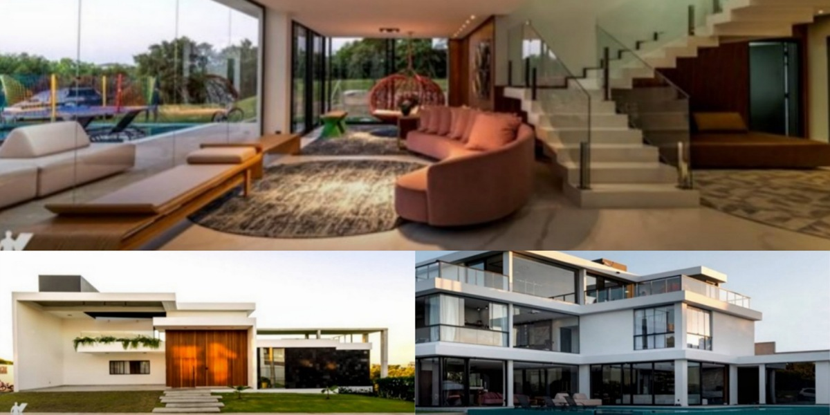 Cantora Wanessa Camargo compra mansão luxuosa no Espírito Santo (Foto: Reprodução/Jornal Extra)