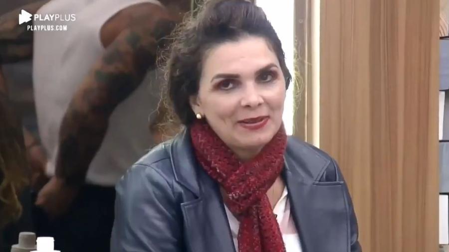 Luiza Ambiel em A Fazenda 12 (Foto: Divulgação)
