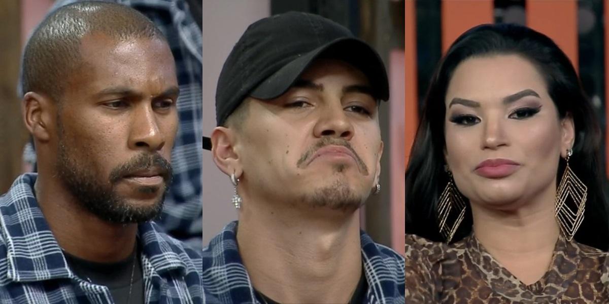 Enquete A Fazenda 12: Rodrigo, Biel ou Raíssa, quem deve ficar? (Foto: reprodução)