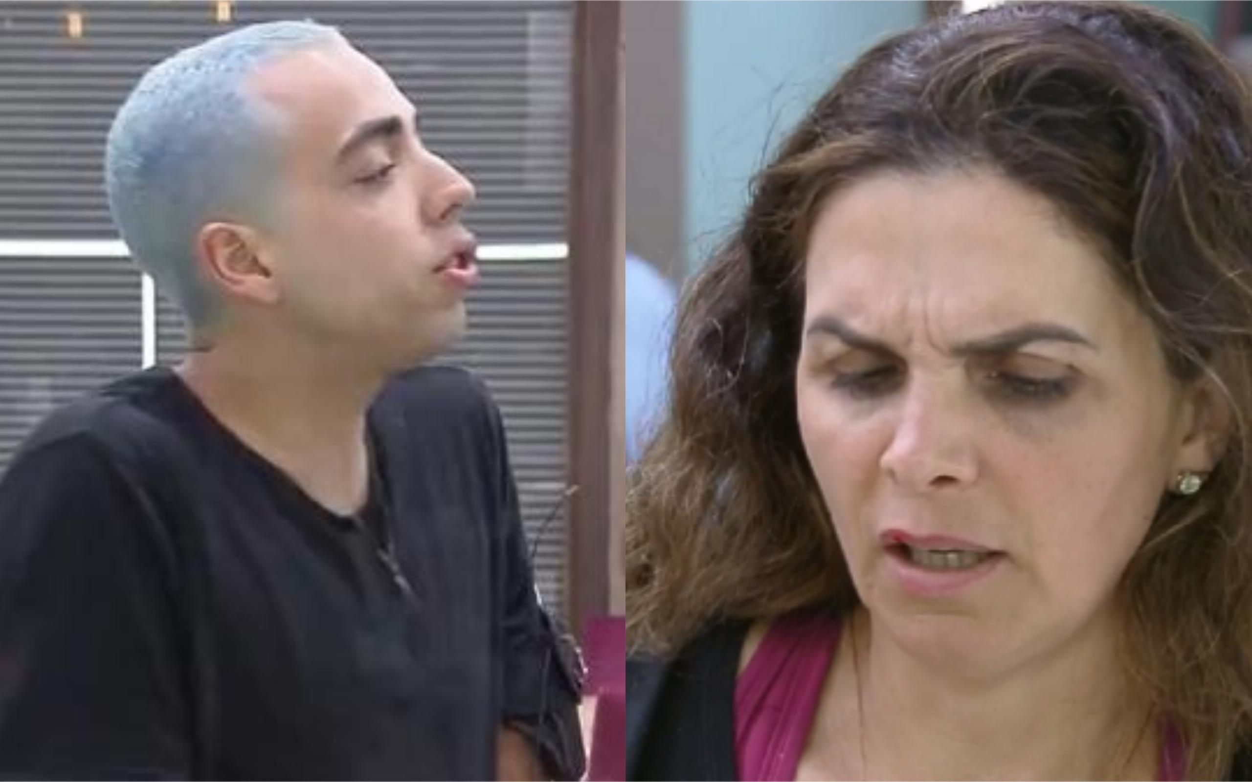 Luiza Ambiel e Lucas Maciel de A Fazenda 12 (Foto: Divulgação)