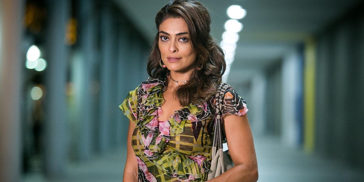 Bibi (Juliana Paes) em A Força do Querer (Foto: Globo/Raquel Cunha)