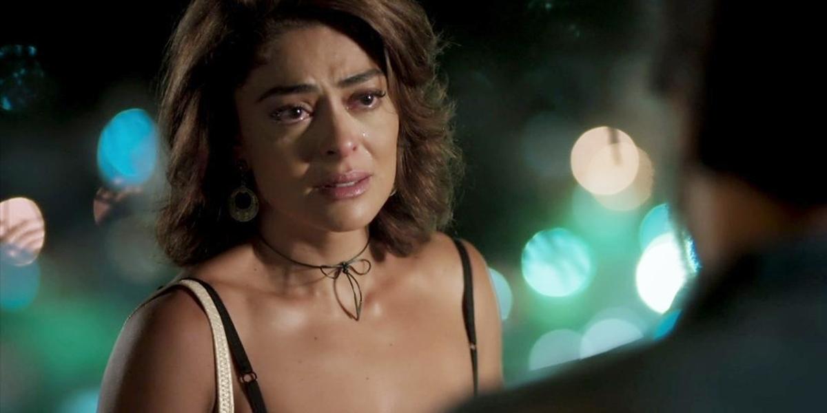 Juliana Paes (Bibi) em cena de A Força do Querer; reprise da novela começou em baixa na audiência (Foto: Reprodução/Globo)