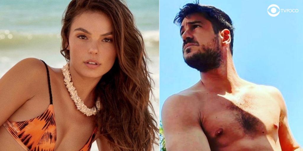 Isis Valverde e Marco Pigossi reviverão um casal no horário nobre com A Força do Querer