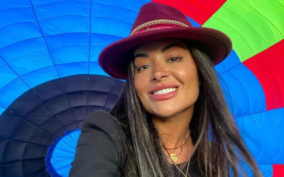 Aline Riscado agora é apresentadora do SBT (Foto: Divulgação)