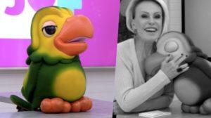 Ana Maria ficará sem Louro José em seu retorno às manhãs da Globo (Foto: reprodução)