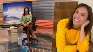 Ana Paula Araújo apresenta o 'Bom Dia Brasil' na Globo (Foto: reprodução/Instagram)
