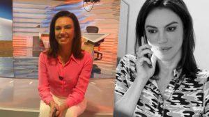 Ana Paula Araújo comanda o 'Bom Dia Brasil' na Globo (Foto: reprodução)