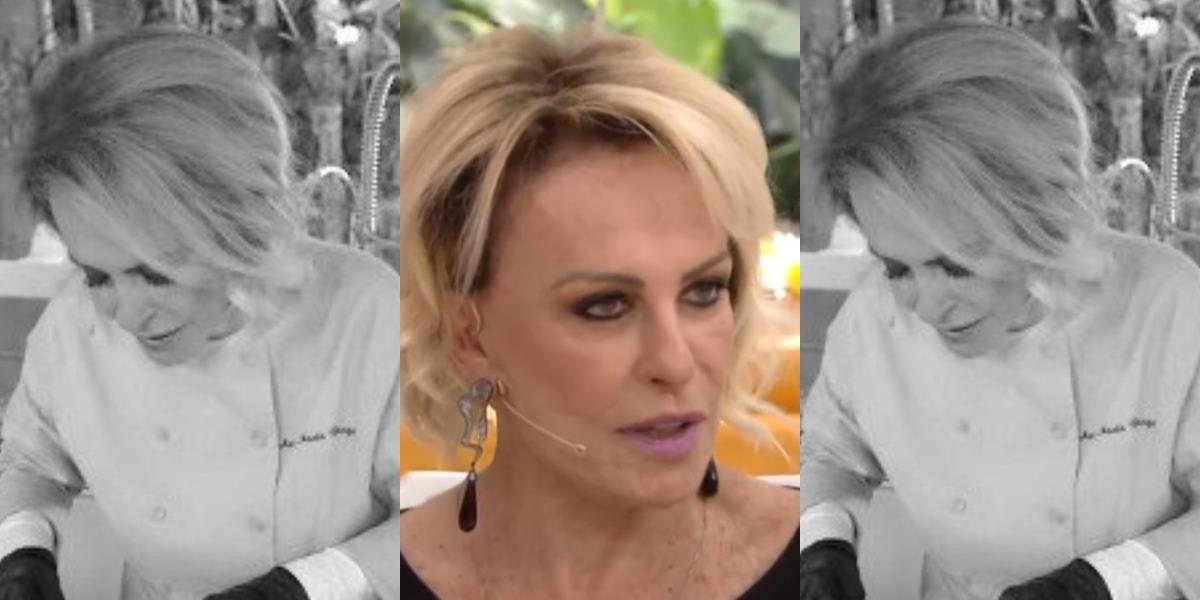 """Ana Maria Braga tem quadro no """"Encontro"""" (Foto: Reprodução/TV Globo)"""