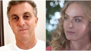 Angélica e Luciano Huck viveram momentos de terror - Foto: Montagem