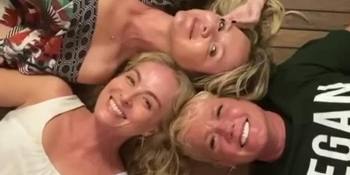 Xuxa, Angélica e Eliana podem estrelar série juntas (Foto: Reprodução/Instagram)
