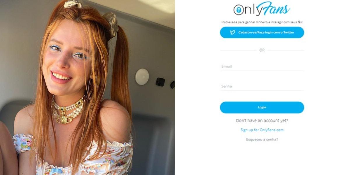 Bella Thorne é criticada por criação de site adulto (Foto: Reprodução)