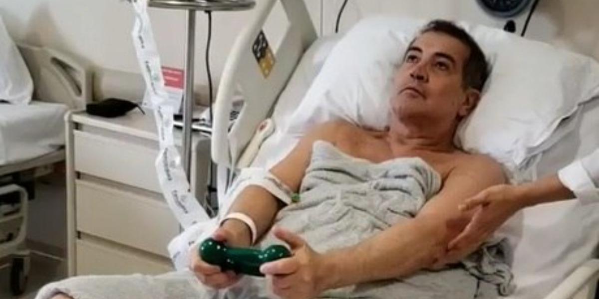 Beto Barbosa vencer câncer de bexiga (Foto: Reprodução)