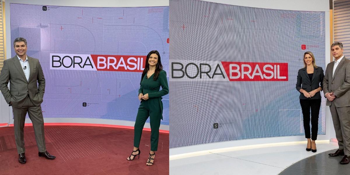 """""""Bora SP"""" e """"Bora Brasil"""" são fracassos de audiência (Foto: Reprodução/Band)"""