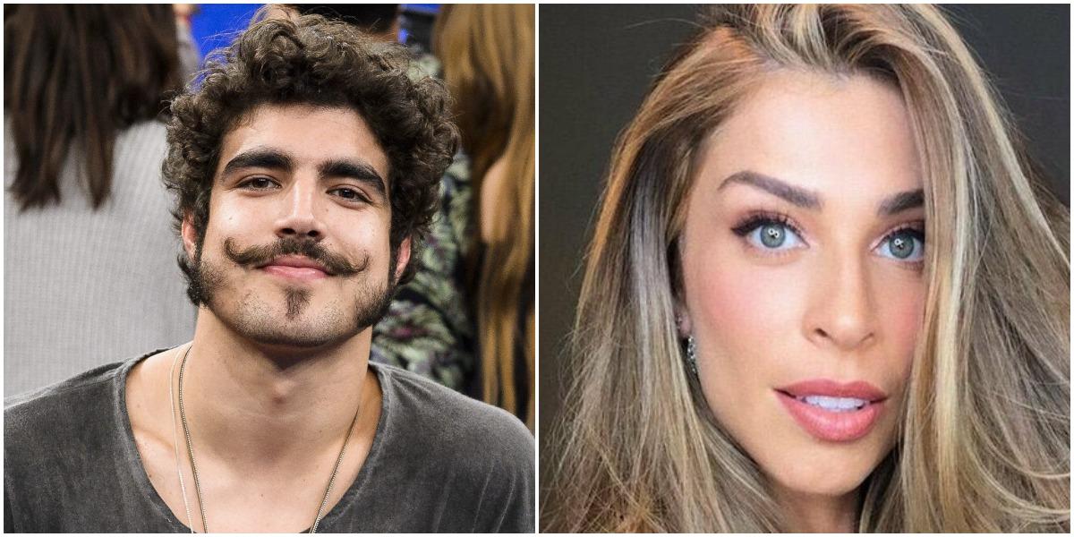 Caio Castro e Grazi Massafera são namorados - Foto: Montagem