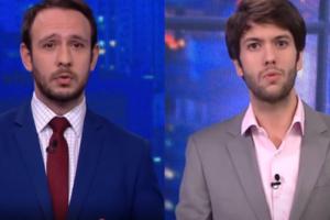 Rival de Caio Coppolla é substituído na CNN (Foto: Reprodução)