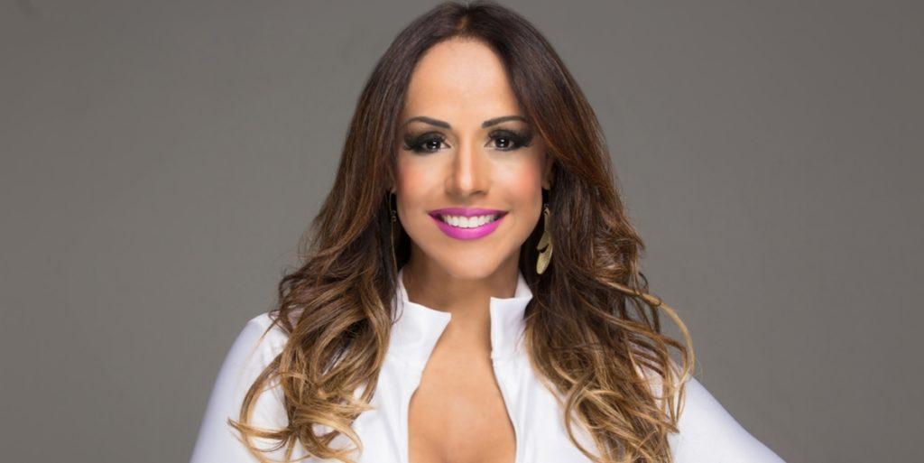 Cantora Carla Cristina pode estar em A Fazenda. (Foto: Divulgação)