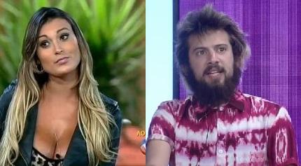 Andressa Urach voltou a ser falada em A Fazenda após anos de sua participação no reality show da Record TV (Foto: Reprodução)