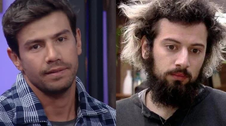 Cartolouco Mariano fez voto polêmico no reality show da Record (Foto: Reprodução) A Fazenda