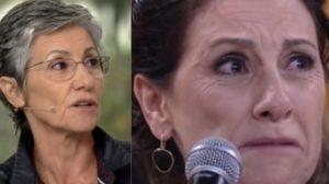 Cássia Kiss virou motivo de confissão (Foto: Reprodução/TV Globo)