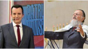 O jornalista Celso Russomano tenta novamente ser prefeito de São Paulo - Foto: Montagem