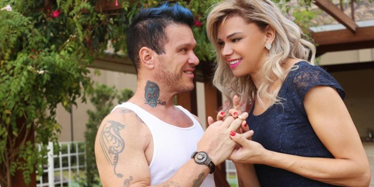 Chico Campadello é casado com Léo Áquilla e está com ciúmes (Foto: Divulgação)