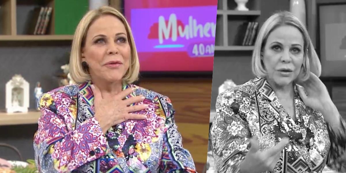 Claudete Troiano retornou ao 'Mulheres' na Gazeta (Foto: reprodução)