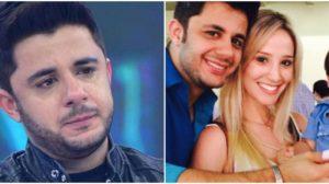O cantor Cristiano Araújo morreu há cinco anos - Foto: Montagem