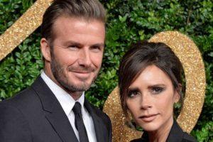David Beckham expõe intimidade da esposa (Foto: Reprodução)