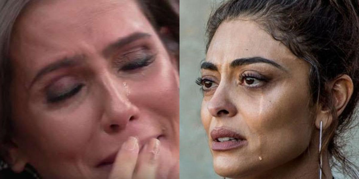 Deborah Secco e Juliana Paes perderão seus contratos com a emissora (Foto: Reprodução/TV Globo)