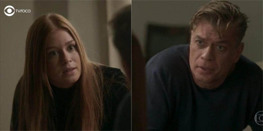 Eliza cai no papo furado de Arthur em Totalmente Demais