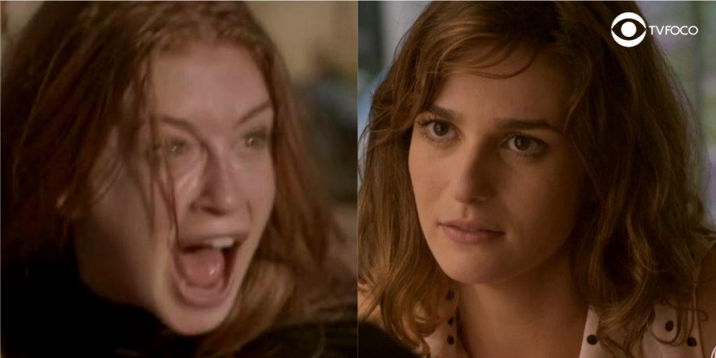 Eliza ainda será perseguida por Sofia mesmo após a morte em Totalmente Demais