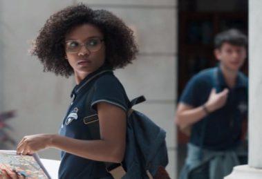 Ellen é a protagonista de Malhação - Viva a Diferença interpretada por Heslaine Vieira